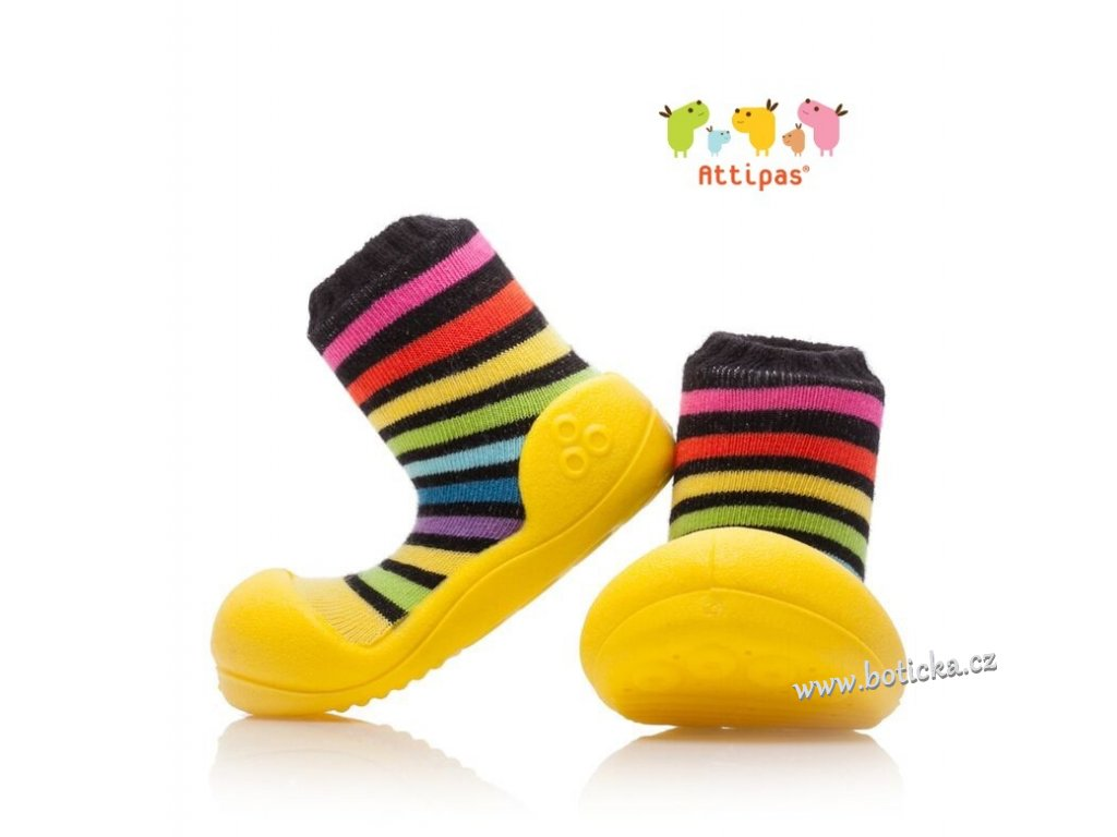ATTIPAS RainBow AR05 Yellow