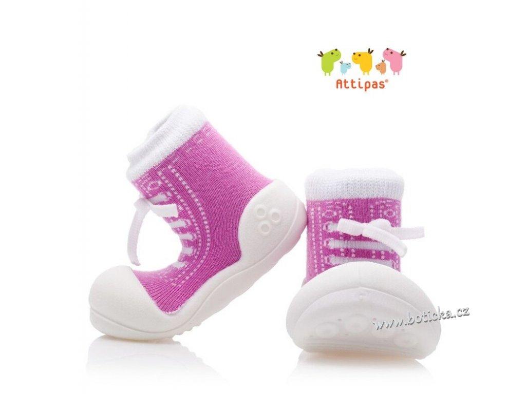 ATTIPAS Sneakers AS02 Purple