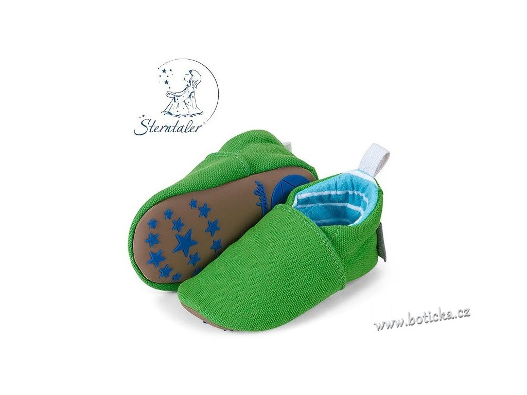 STERNTALER botičky zelené