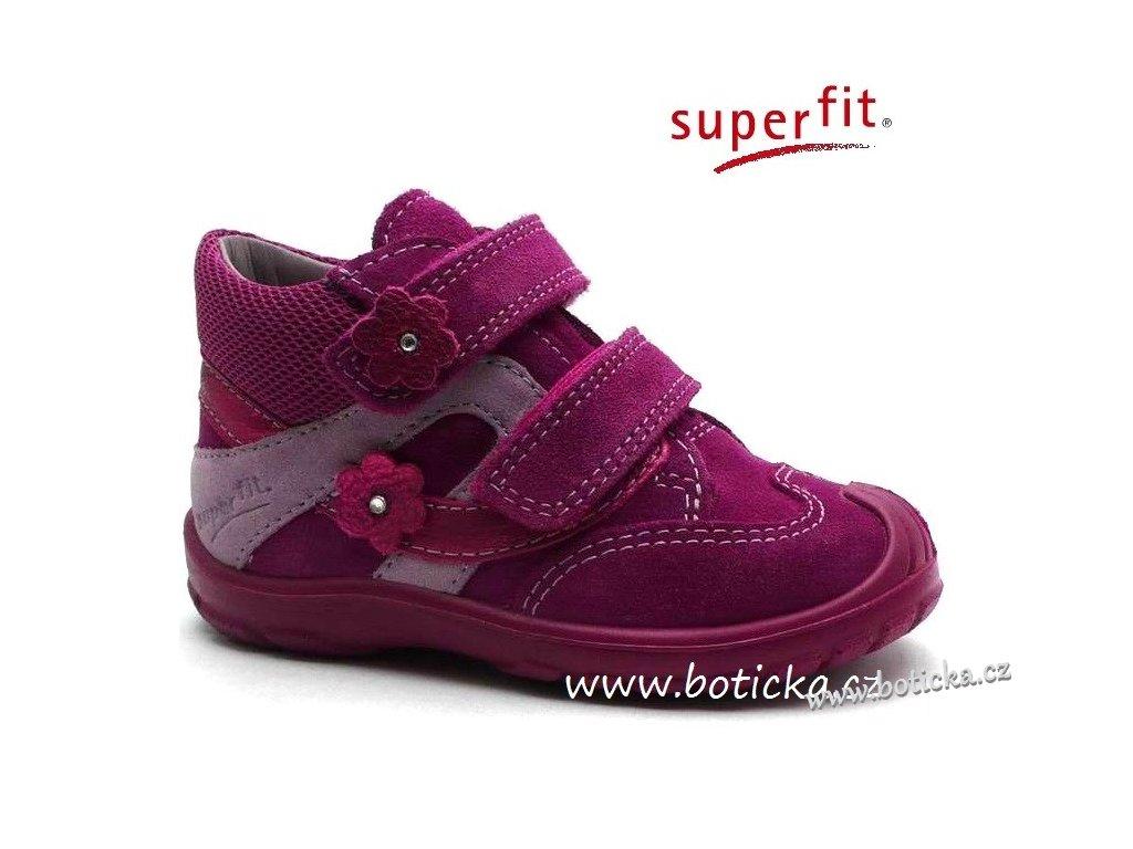 SUPERFIT obuv 2-00325-74 dahlia kombi