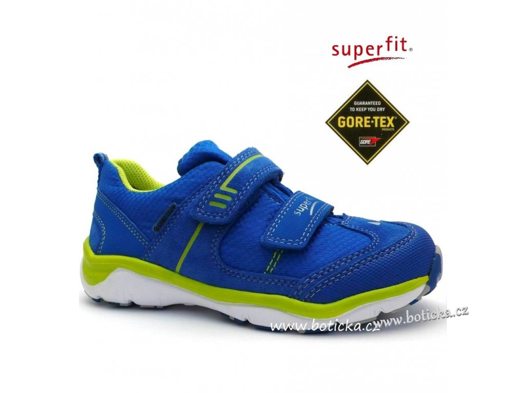SUPERFIT obuv 4-00242-84 bluet