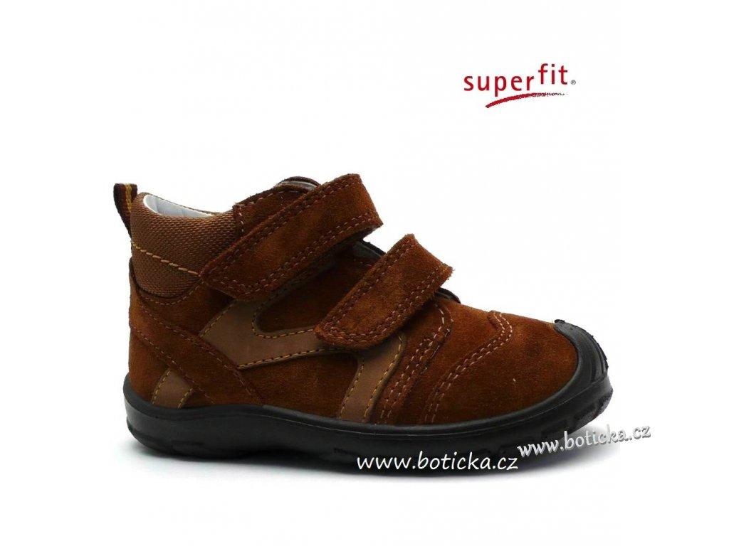 SUPERFIT obuv 5-00325-24 muskat kombi - Botička 6cafeb9012