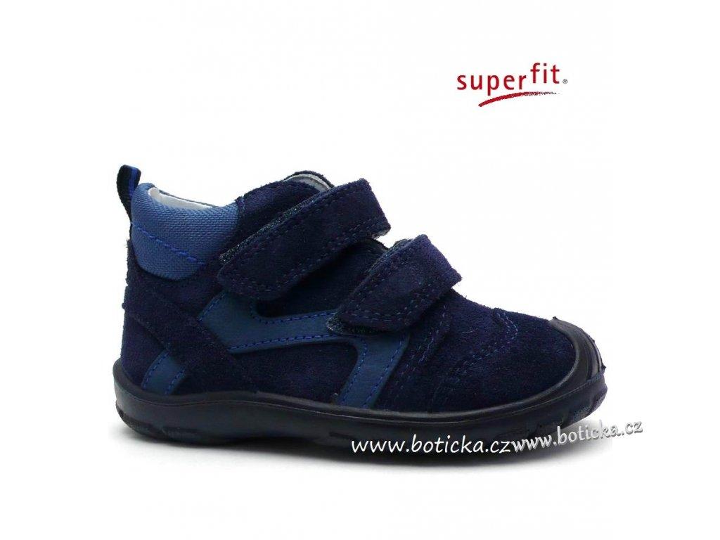 SUPERFIT obuv 5-00325-91 cosmos kombi
