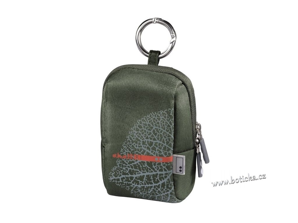 HAMA kapsička, brašnička na mobil army zelená
