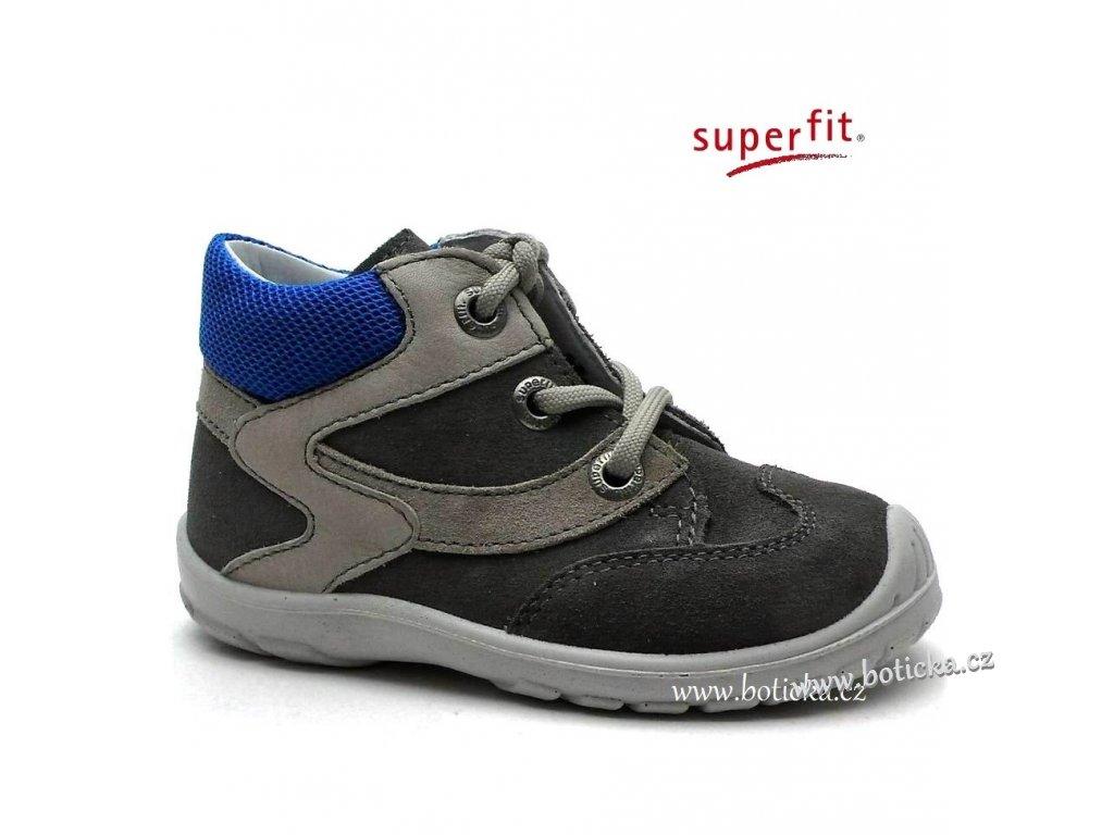 SUPERFIT obuv 6-00324-06 stone kombi