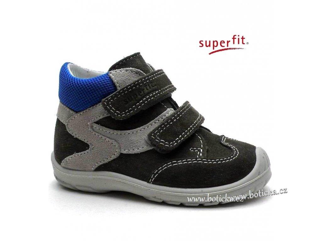 SUPERFIT obuv 6-00325-06 stone kombi