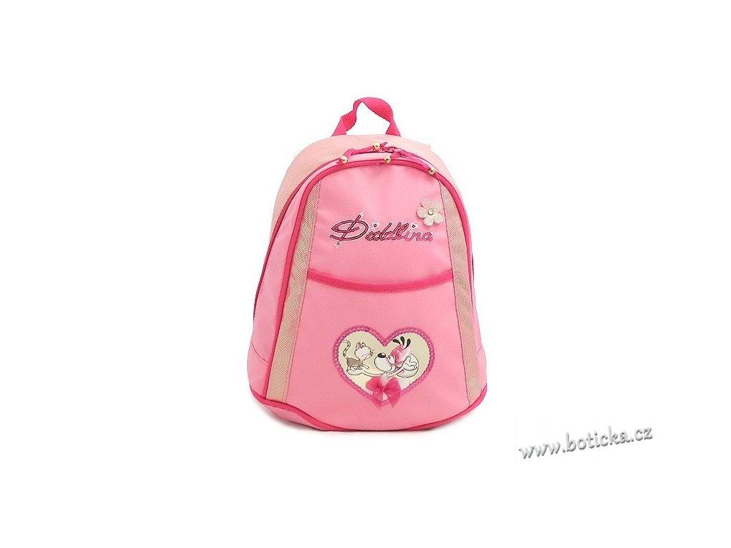 Dívčí batůžek Didlina