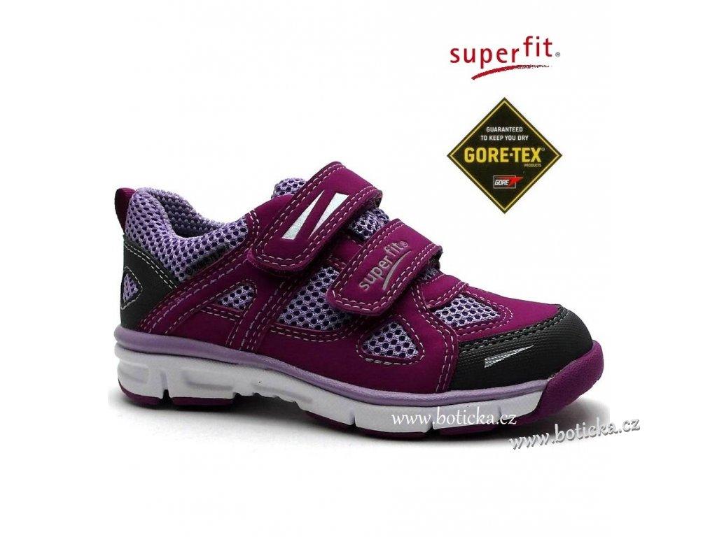 SUPERFIT obuv 6-00411-74 Gore-tex