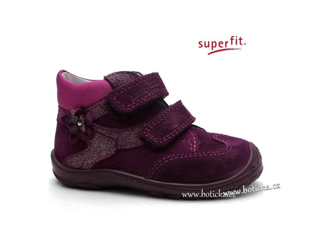 SUPERFIT obuv 7-00326-41 magic kombi