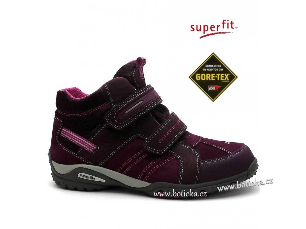 SUPERFIT obuv 7-00360-40 gore-tex