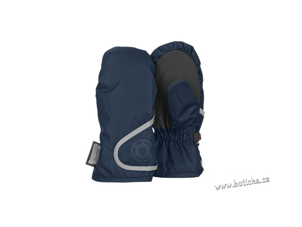 Rukavice STERNTALER 4321802 voděvzdorné modré