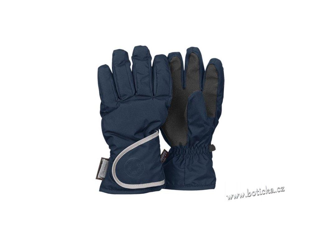 Rukavice STERNTALER voděodolné modré - Botička 0afc163d96