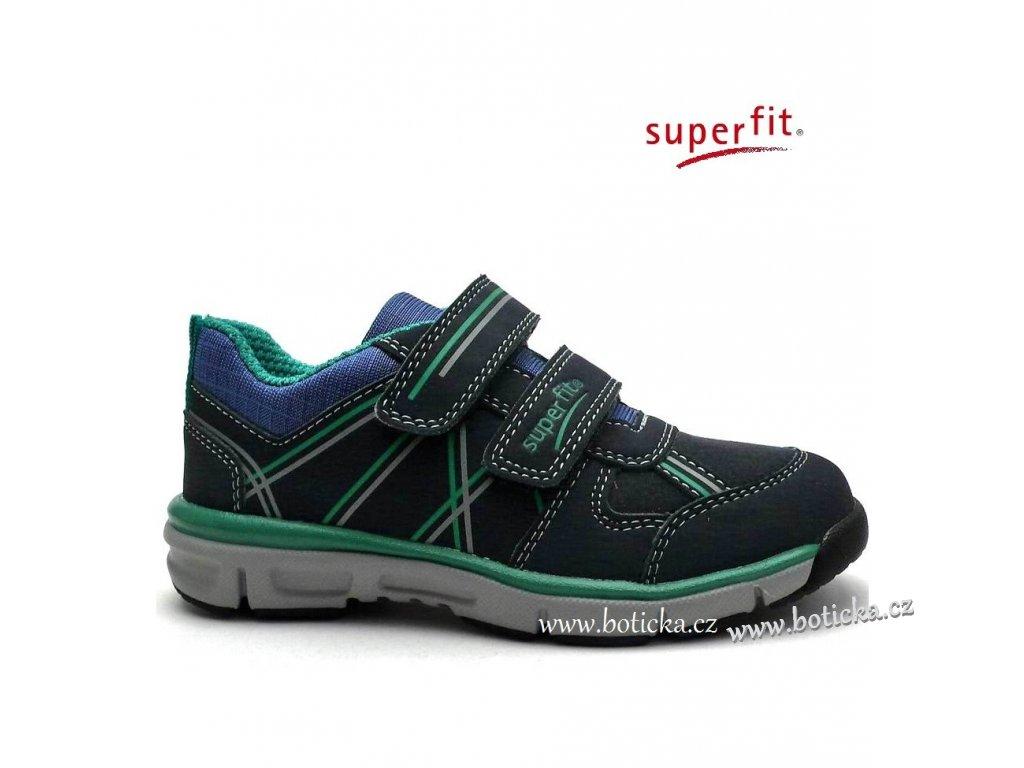 SUPERFIT obuv 7-00410-81 ocean kombi