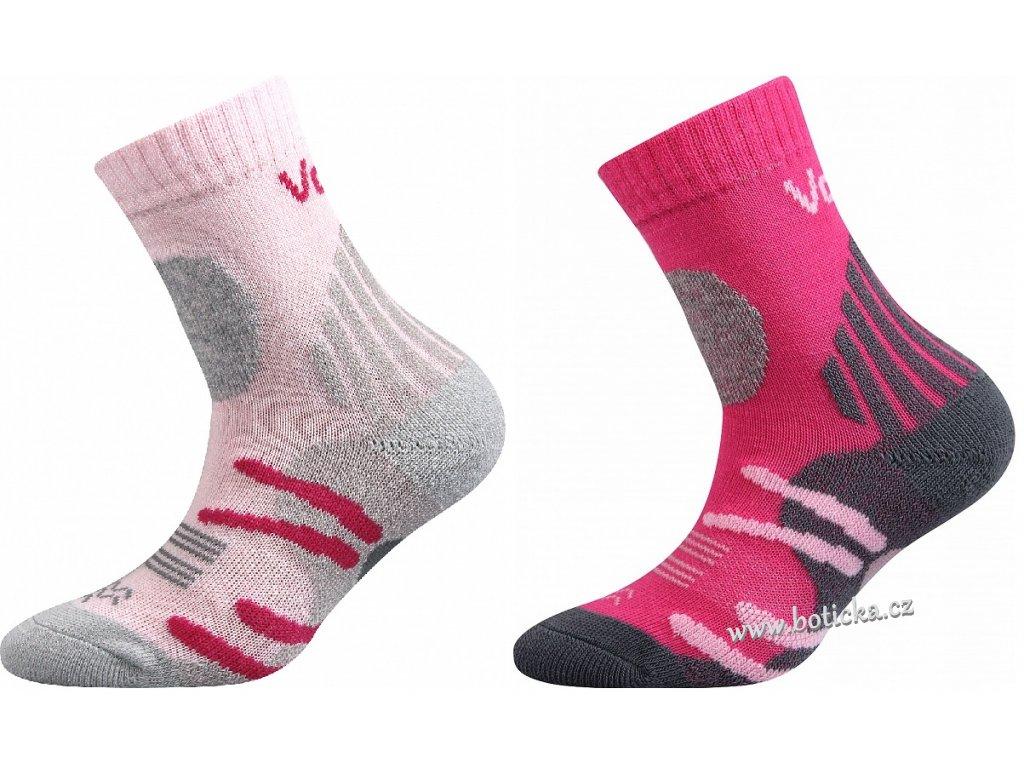 Ponožky VOXX Horalik teplé - Botička d21bb01ed4