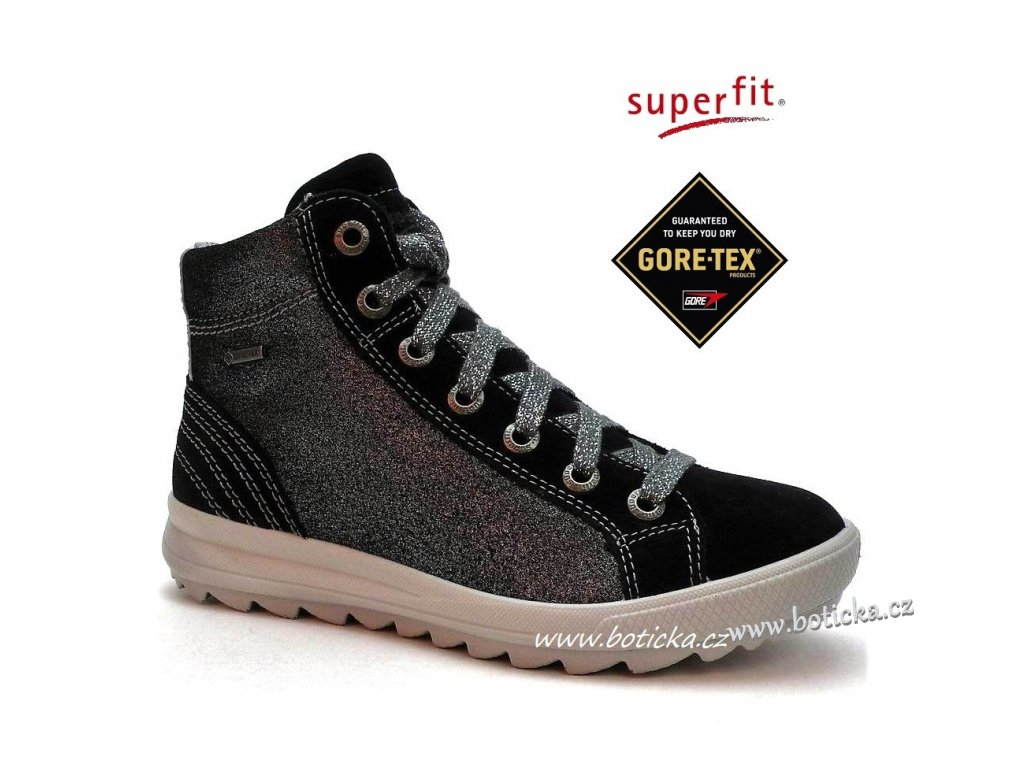 SUPERFIT obuv 7-08493-02 gore-tex