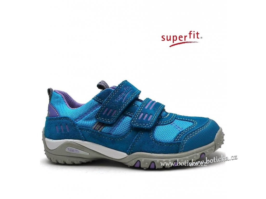 SUPERFIT obuv 0-08224-90 turkis