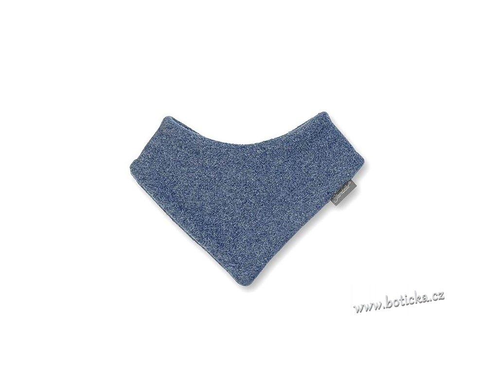 Nákrčník STERNTALER 4101400 blau