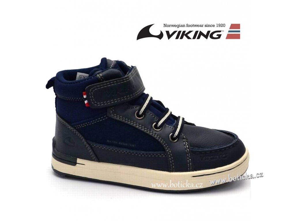 Viking obuv 3-47040 550 Moss Navy