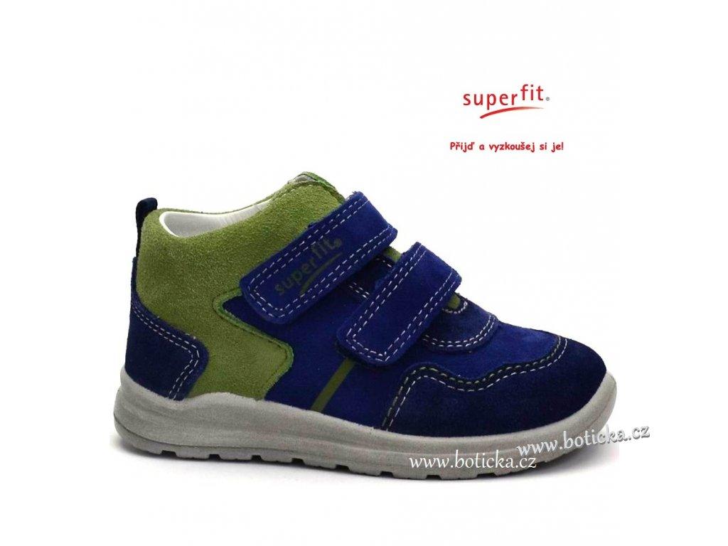 SUPERFIT obuv 1-00325-94 nautic kombi