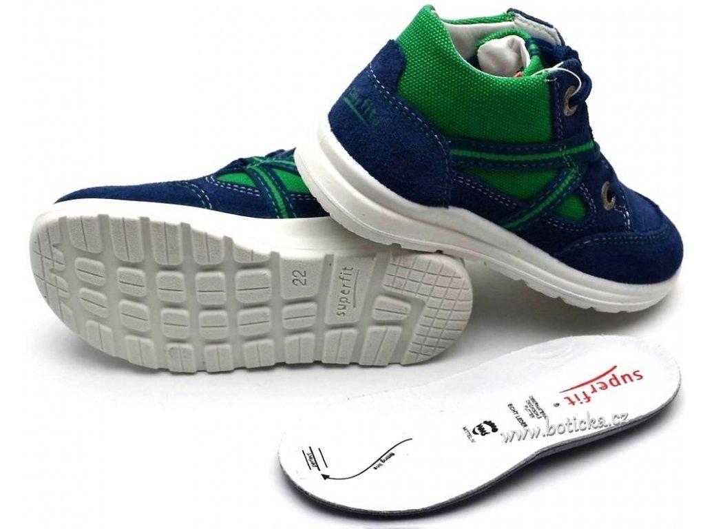 a2399ea7dfc Dětské boty SUPERFIT 2-00322-88 water kombi. 1 z 3. 15232288a 15232288b