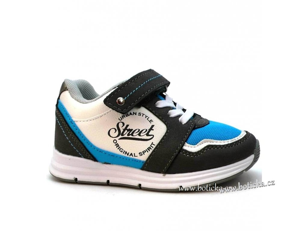 SPROX obuv 273542 bílomodré