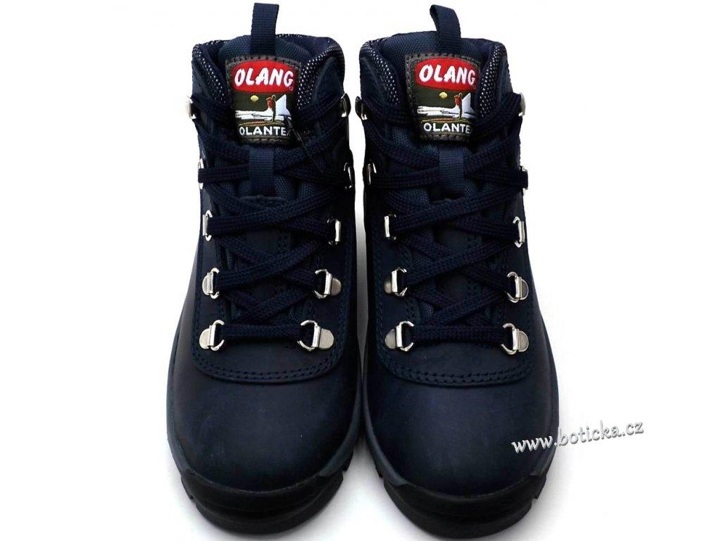 6c54d3695c6 Treková obuv OLANG Logan.82.tex blu - Botička