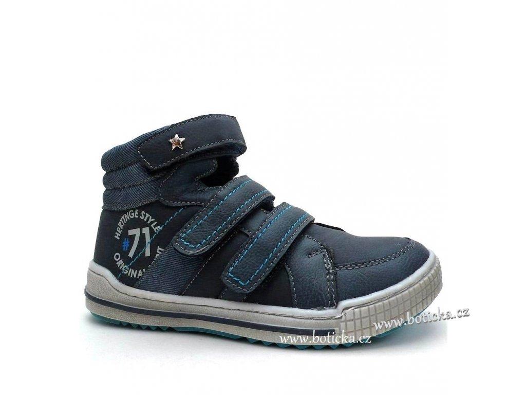 SPROX obuv 287690 modré