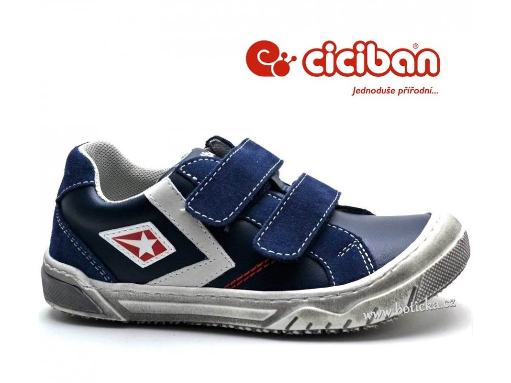 fc0b5a968d5 Dětské boty CICIBAN 281907 Seven Navy - Botička