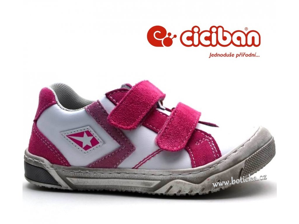 9ad8ab8221b Dětské boty CICIBAN 281907 Seven Azalea - Botička