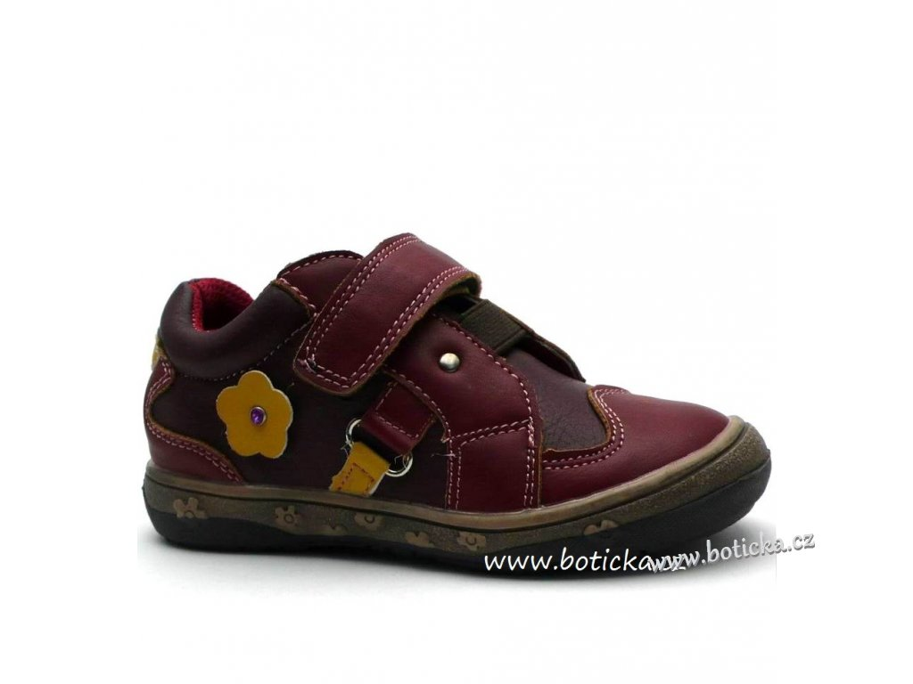 MAGNUS obuv 42-0021 žlutovínové