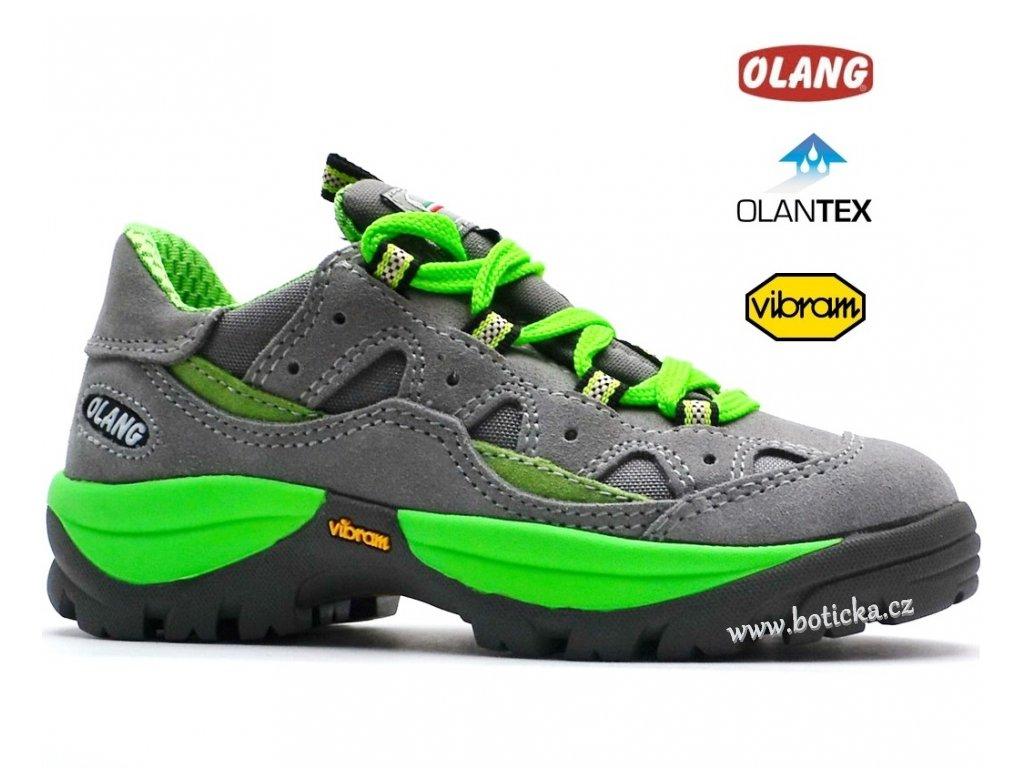 9e668a0ad85 Trekové boty OLANG SOLE 844 Strada - Botička