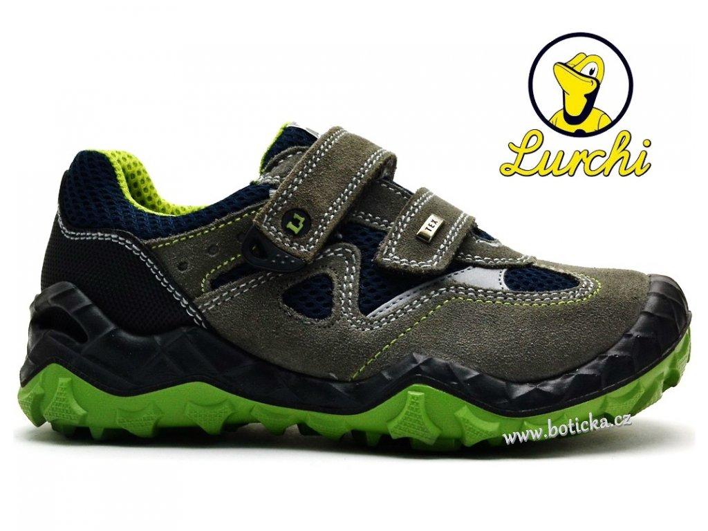 bf5643f3015 Dětské boty LURCHI 33-18233-25 širší střih - Botička