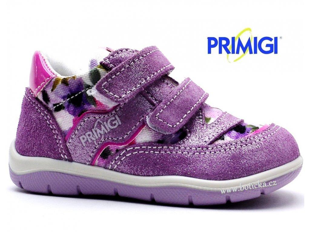 Dětské boty PRIMIGI 1352700 PKI 13527 viola - Botička 1613b59fd4