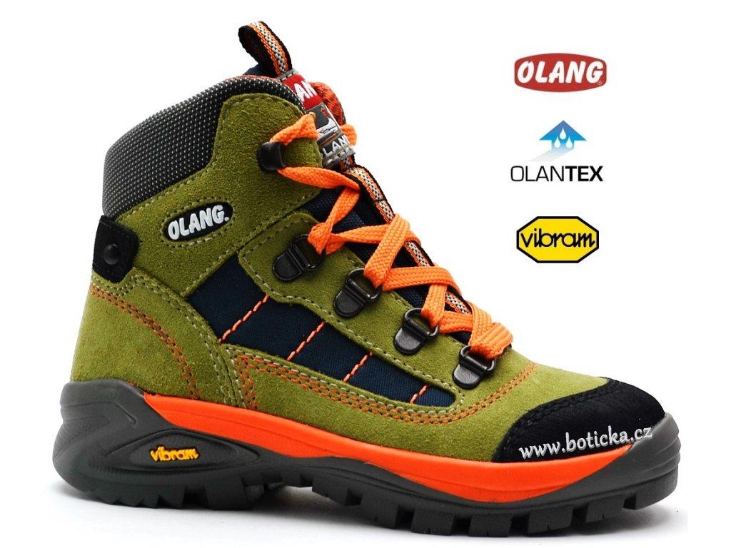 Trekové boty OLANG Tarvisio 868 Vibram