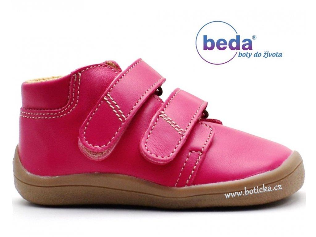 28d8b9965e5 Barefootové boty BÉĎA BF 0001 W Janette - Botička