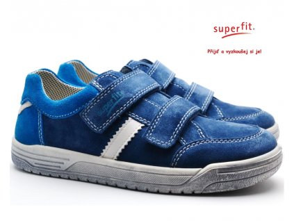 Dětské boty SUPERFIT 2-00061-88 water