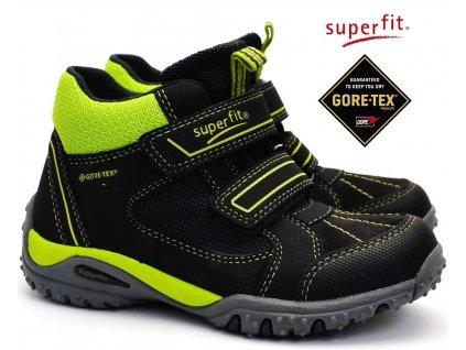SUPERFIT 3-09364-20 Dětské boty grau grun