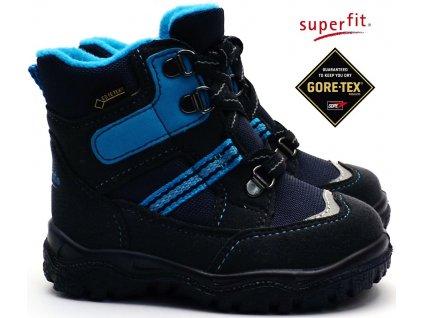 Zimní obuv SUPERFIT 3-09043-80 blau