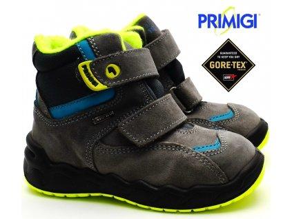 Zimní boty PRIMIGI PMAGT 2378500 grigio