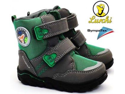 Zimní boty LURCHI 33-33005-35 Kev