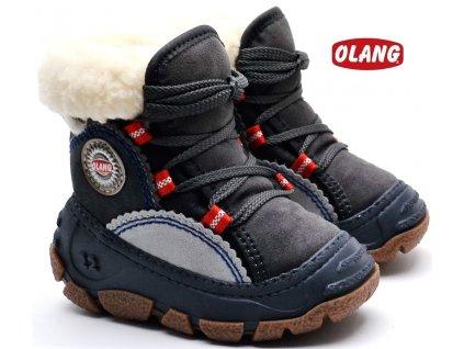 Zimní obuv OLANG PANDA 816