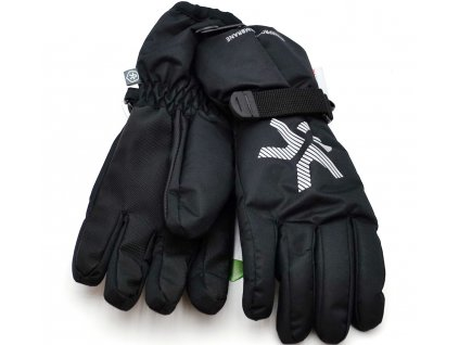 Voděodolné rukavice Savoy gloves Black