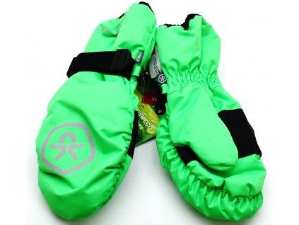 Voděodolné rukavice Kombie mittens Toucan Green