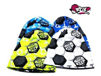 Čepice oboustranná RDX 0120 Fotbal