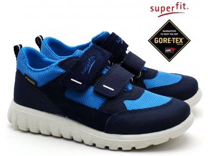 SUPERFIT 4-09190-80 blau Dětské boty