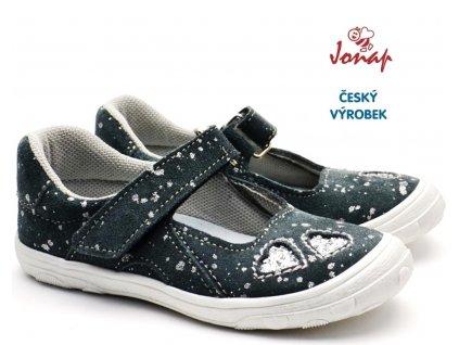 JONAP 030/s balerínky šedé