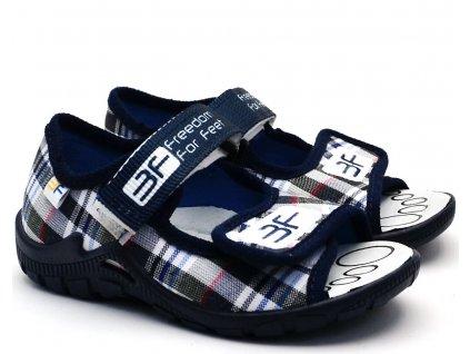 Dětské sandále 3F 3Tr22/8 kostka