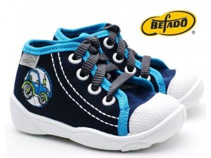 Dětské tenisky BEFADO MAXI 218P057