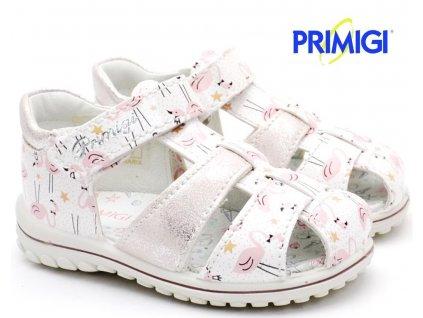 Dětské sandále PRIMIGI PSW 33782 11 bianco