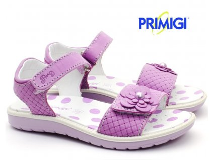 Dívčí sandále PRIMIGI PAL 33899 33 lilac